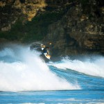 Yago Dora surfing frontside air Puerto Rico