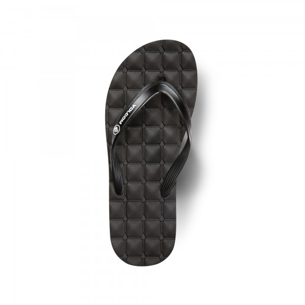 RECLINER RUBBER SANDALS