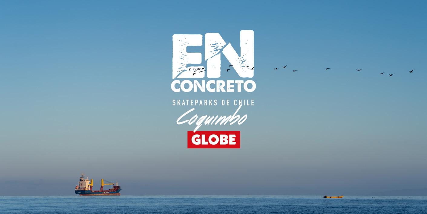 ENCONCRETO CAP 06, Skateparks de Chile GLOBE / Coquimbo