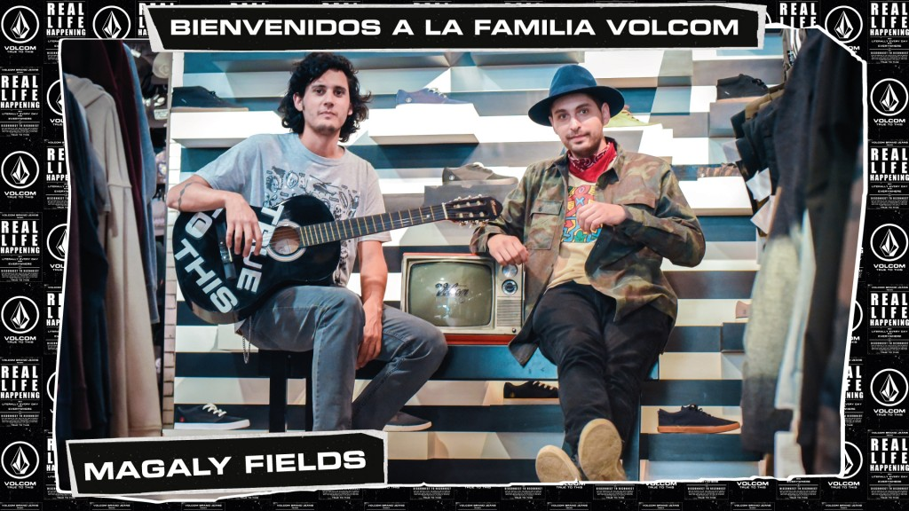 Magaly Fields se integra a la familia Volcom Chile 13be88a196b