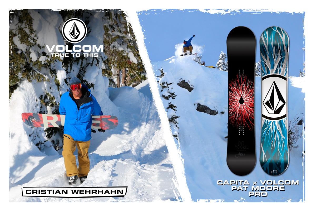 Gánate la tabla de Cristian Wehrhahn y comienza con todo la nueva temporada