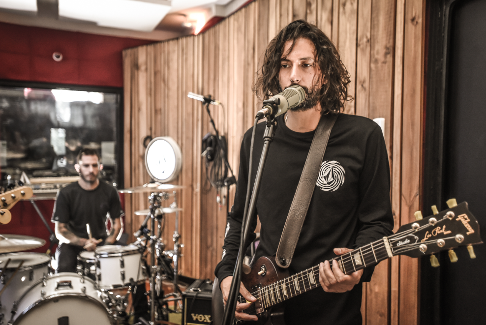 Ya está disponible la gran presentación de Rama en el inicio de la segunda temporada de Volcom Live Sessions en Santiago
