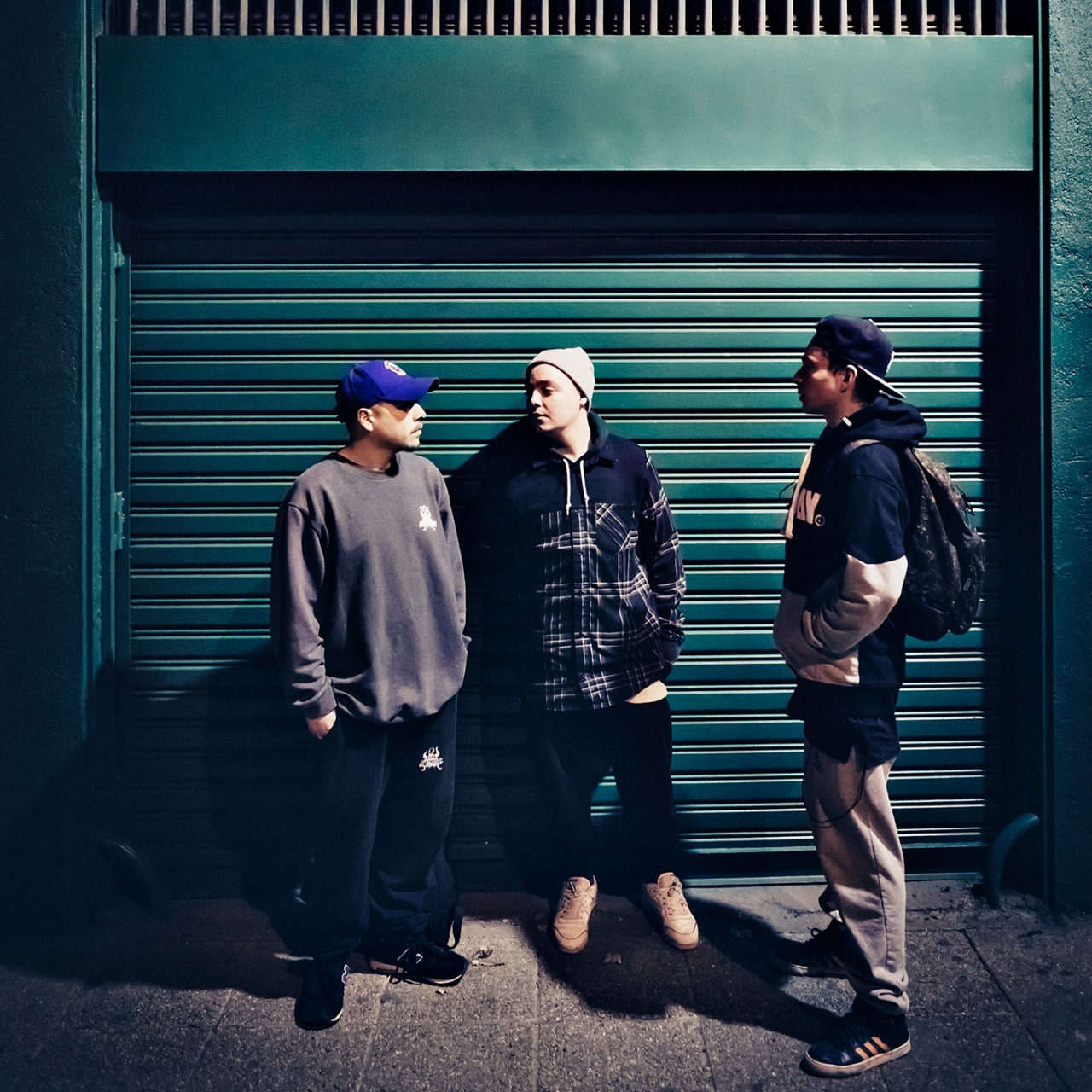 """Reconocida banda de rap chilena """"Liricistas"""" cerrará exitoso ciclo de Volcom Live Sessions en Santiago"""