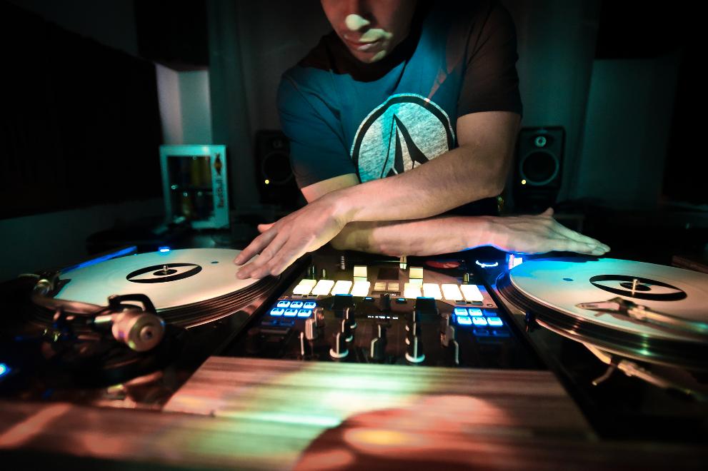 DJ Byte Volcom